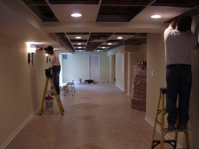 Basement Remodeling & Basement Remodeling u2013 JOES Construction Remodeling Interior Exterior ...