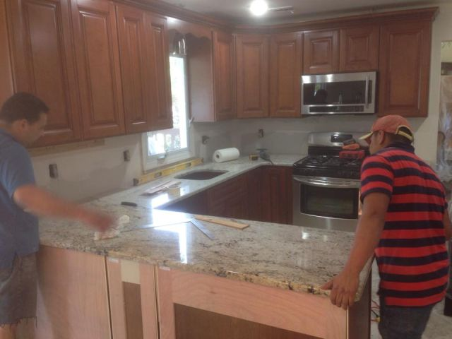 Kitchens Countertops JOES Construction Remodeling Interior Extraordinary Kitchen Design Usa Exterior