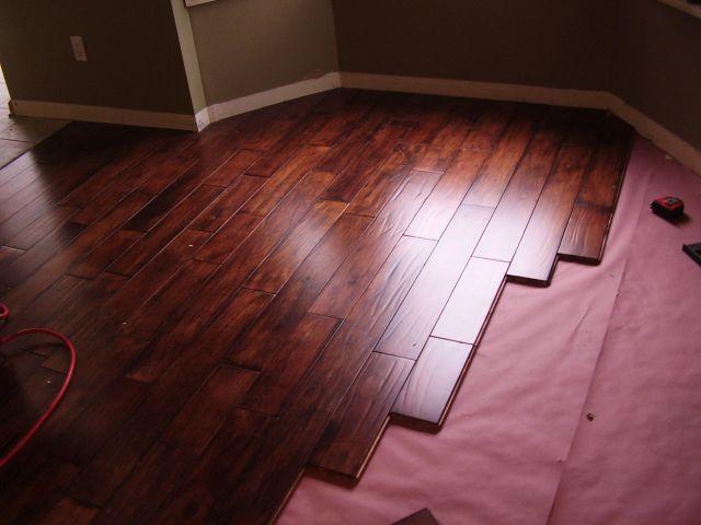 Hardwood Flooring installation in New Jersey