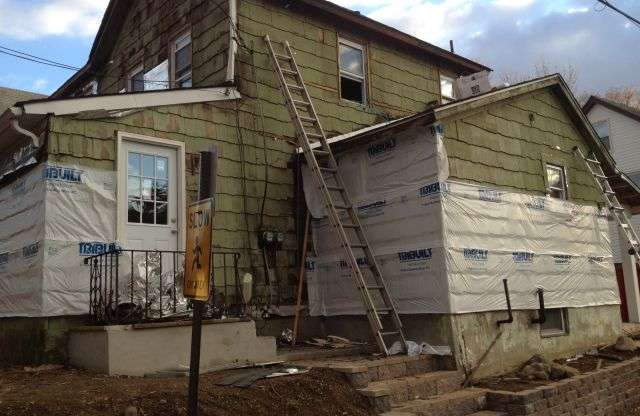 Siding Contractor Installation in New Jersey